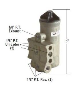 Bendix Or275491x Remanufactured D2 Governor For Air Brake