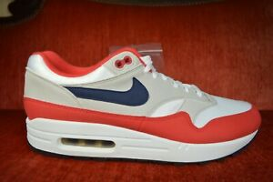 NIKE AIR MAX 1 USA Size 9.5 4th OF JULY