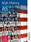 AQA History AS Unit 1: USA, 1890-1945 by Chris Rowe (Paperback, 2008)