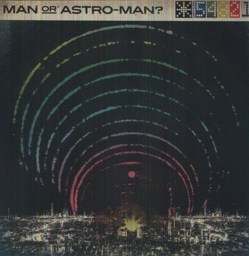 Man or Astro-man? - Defcon 5 4 3 2 1 [New Vinyl]