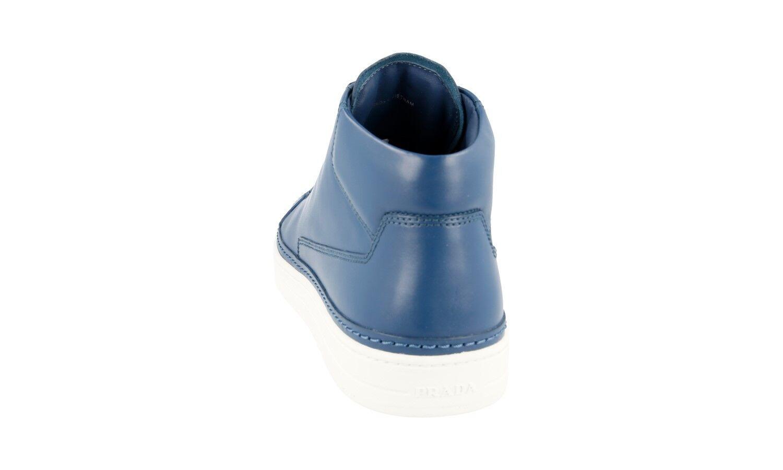 LUSSO PRADA High High High Top scarpe da ginnastica Scarpe 4t2863 legionaria NUOVO NEW 9,5 43,5 44 | Bella Ed Affascinante Della  5c7e39