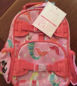dfee6d3a5c8a NWT Pottery Barn Kids ~MERMAID~ Pre-K Mini BACKPACK ~PINK~ SOLD OUT ...
