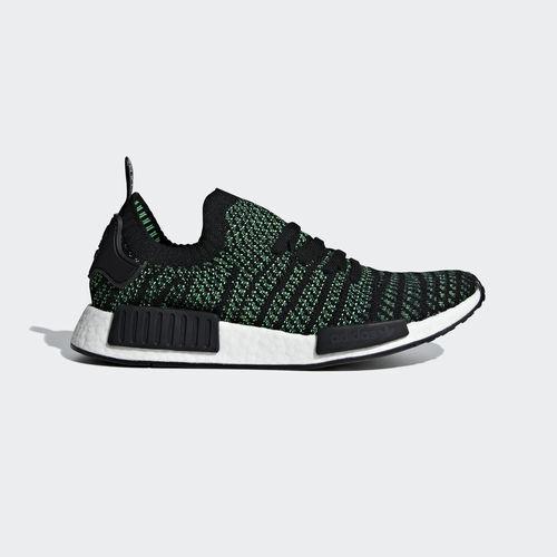 Adidas AQ0936 NMD R1 stlt PK Running Zapatos Zapatillas verde Negro