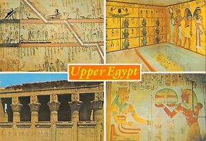 B95577 upper egypt africa postcard