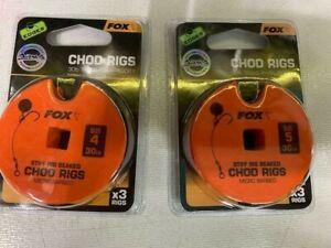 Fox Armapoint Stiff Chod Rig Std Ready Rig