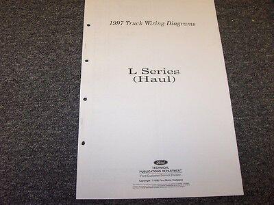 1997 ford l la ln lt lta lts 700 800 900 truck electrical. Black Bedroom Furniture Sets. Home Design Ideas