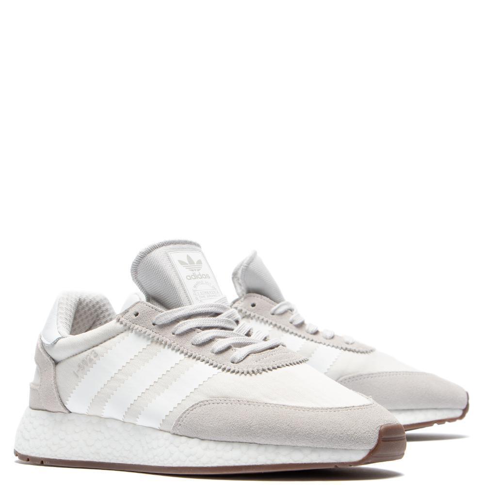{B37924} Men's Adidas Orignals I-5923 Runner- Grey NEW