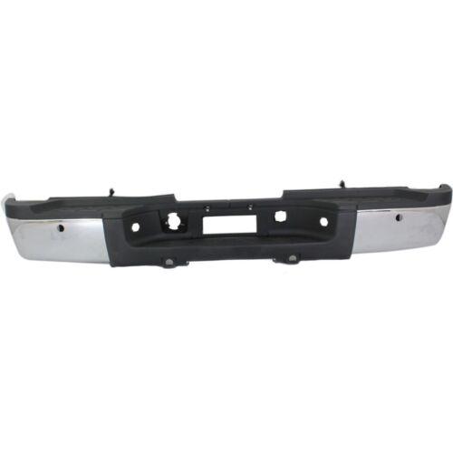 Rear Step Bumper Assy For Chevy,GMC Pickup 25832208 CHROME