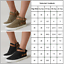 Womens-Ladies-Casual-Sneakers-Slip-On-Pumps-Shoes-Wedge-Heel-Shoes-Size-6-10-5 thumbnail 5