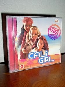 Barbie-Cali-Girl-Vol-1-CD-2004-Rhino-Special-Products