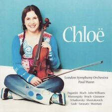 Chloe - Paganini - Bloch - John Williams - CD -