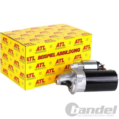 ATL ANLASSER STARTER 1,1 kW PEUGEOT 505 604  VOLVO 240 260  760 780