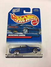 HOT WHEELS 2000 MERCEDES 500 SL (T14)