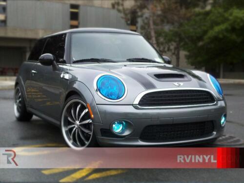Rtint Headlight Tint Precut Smoked Film Covers for Nissan Juke 2015-2016