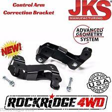JKS Control Arm Correction Drop Bracket for Jeep Wrangler JK / JKU 07-17 USA 4X4