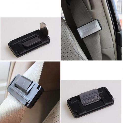 Adjustable Car Seat Belt Seatbelt Safety Extender Strength Auto Buckle Clip LS