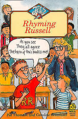 1 of 1 - Rhyming Russell (Jets), Thomson, Pat, New Book
