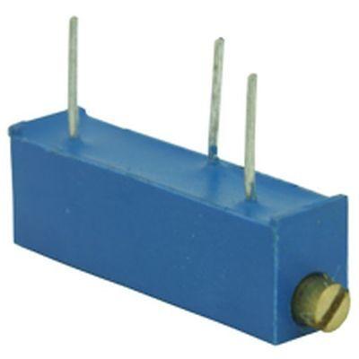 3/4 In Multiturn Potentiometer Preset 10R (Pack of 2)