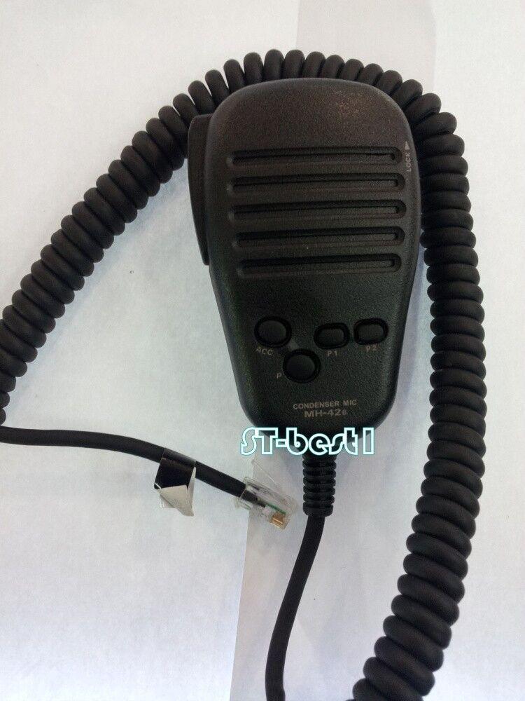 st-best1 MH-42B6J DTMF Microphone Yaesu FT-1807M FT-1900R FT-2600 FT-2800 FT-2800M Radio
