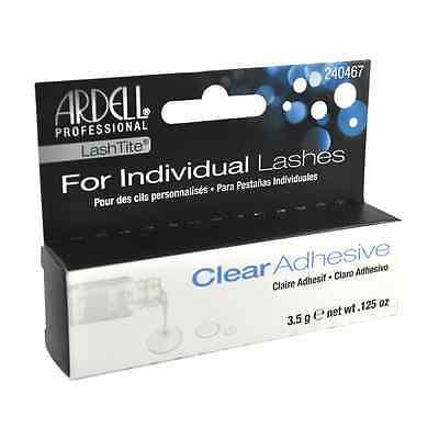 Ardell LashTite Individual Eyelash Adhesive glue Clear 65058