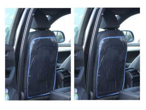 2 X Rückenlehnenschutz Rücksitzschoner Schutzfolie Autositzschutz (4,25 EUR/Stüc