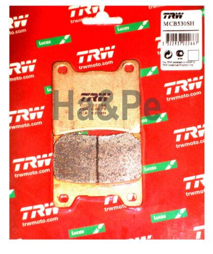 Original TRW-Lucas Bremsbeläge brake pads MCB530SH MCB 530 SH Yamaha