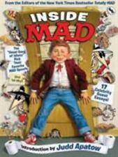 Inside MAD : The Usual Gang of Idiots Pick Their Favorite MAD Spoofs (2013, Hardcover)