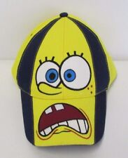 756598cb3b3 item 7 SpongeBob SquarePants Yellow   Blue Youth Baseball Cap Nickelodeon  Adjustable -SpongeBob SquarePants Yellow   Blue Youth Baseball Cap  Nickelodeon ...