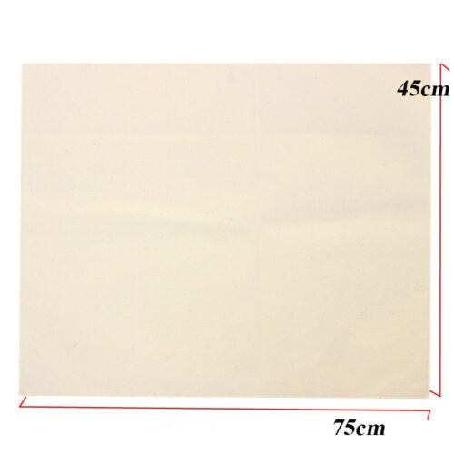 Flax Linen Proofing Cloth For Proving Bread Baguette Bakers Couche Kitchen Tool~