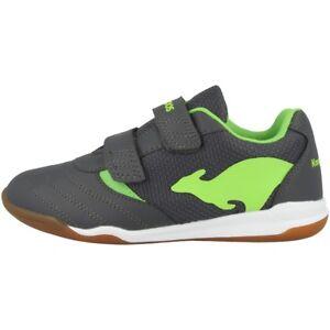 Kangaroos Chelo Comb V Sneaker Freizeit Sport Schuhe Turnschuhe Grey 18232-2014 Kids' Clothing, Shoes & Accs
