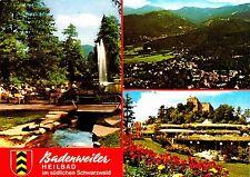 Badenweiler , Ansichtskarte, 1984 gelaufen
