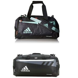 2daec5b6a3a4 NEW Adidas Team Issue Medium Duffel Bag Carry Equipment Authentic ...