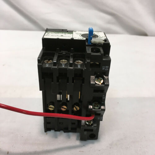 Schuh CT 3-12 2.5-4A 600V Thermal Overload Relay Sprecher