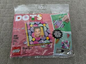 LEGO Dots 30556 Mini Frame Polybag NEW AND SEALED tiles dot promotional set vip