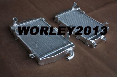 Aluminum radiator for HONDA VTR1000R RC51 2002-2006 02 03 04 05 06