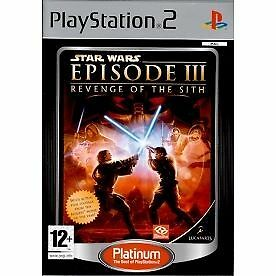 1 of 1 - Star Wars: Episode III: Revenge of the Sith (PS2), Good Playstation 2 Video Game