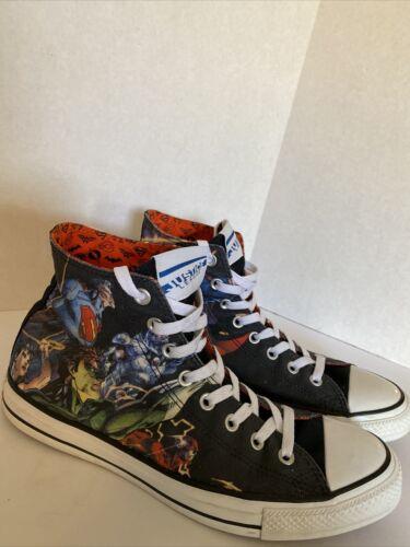 Converse All Star Shoes Chuck Taylor DC Comics Men