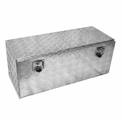 48 Aluminum Underbed Tool Box Trailer