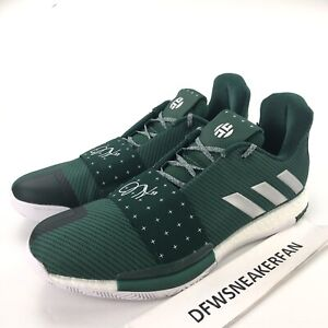 Deformar paso Sinewi  Adidas James Harden XIII Vol. 3 Lucky Men's 17 Green Basketball Shoes  D97174 New | eBay
