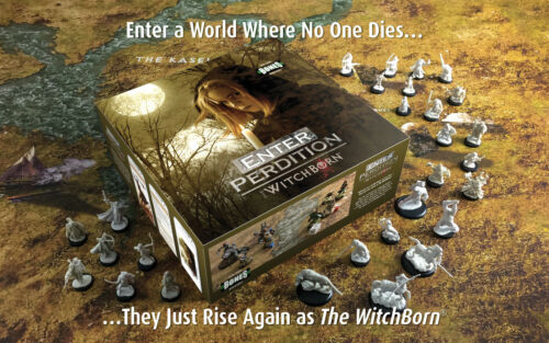 The WitchBorn Enter Perdition—New—Direct from the Publisher