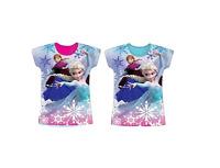 T Shirt Enfant La Reine Des Neiges Du 3 Au 8 Ans, T Shirt La Reine Des Neiges