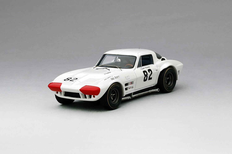 TSM164317 Corvette Grand Sport de 1 43  1964 ganador Nassau velocidad semana R. Penske