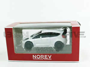Norev 319111 /_ fiestawrc Ford Fiesta WRC 1//64