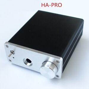 Full-Aluminum-Headphone-Amplifier-Case-Box-Chassis-for-HA-PRO-Amplifier-Board