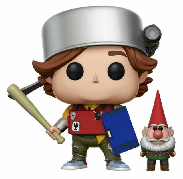 Nuevo Figura de Vinilo Pop trollhunters Toby blindado #473 Funko Dreamworks oficial