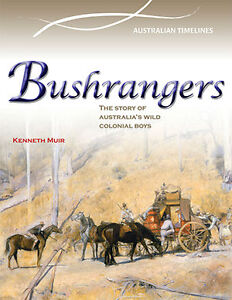 BUSHRANGERS-AUSTRALIA-039-S-WILD-COLONIAL-BOYS-BOOK-9780864271402