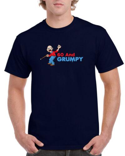 60th Birthday Gift Present Idea For Boys Dad Him /& Men T Shirt 60 Tee Shirts