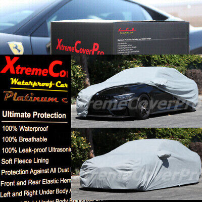2005 2006 Ford Mustang Convertible Waterproof Car Cover w//MirrorPocket