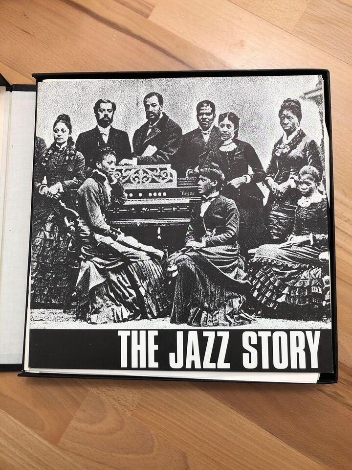 LP, The Jazz Story, The Jazz Story samling