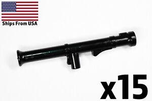 Lego-Custom-Guns-Bazooka-Panzerfaust-WWII-Army-Militaer-Waffe-x15